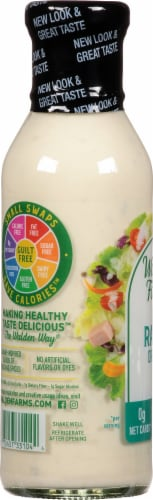 Walden Farms Ranch Dressing Perspective: left