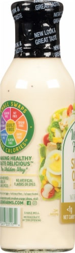 Walden Farms Calorie Free Jersey Sweet Onion Dressing Perspective: left