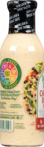 Walden Farms Calorie Free Chipotle Ranch Dressing Perspective: left