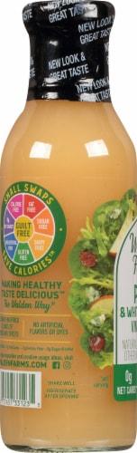 Walden Farms Calorie Free Pear & White Balsamic Vinaigrette Perspective: left