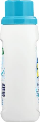 All with Stainlifters Free Clear Odor Relief Liquid Laundry Detergent Perspective: left