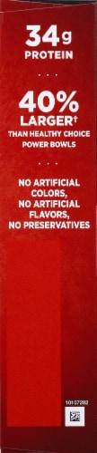Healthy Choice Max Honey Sriracha Chicken Frozen Protein Bowl Perspective: left