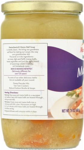 Manischewitz Matzo Ball Soup Perspective: left