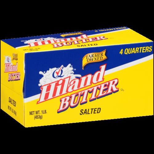 Hiland Salted Butter Perspective: left