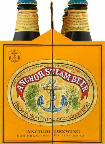 Anchor Brewing Co. Anchor Steam Beer Perspective: left