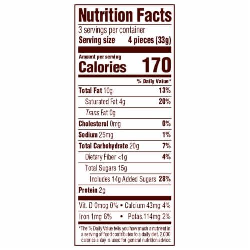 Toffifay Hazelnut Caramel Chocolates Perspective: left