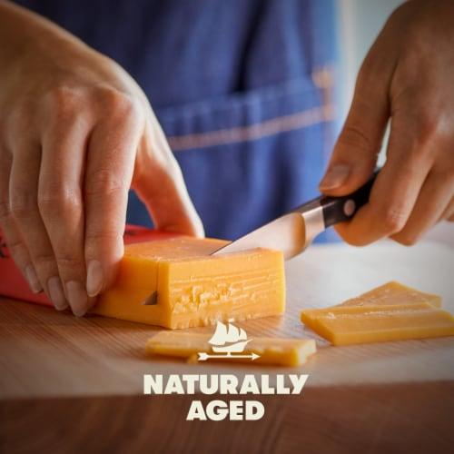 Tillamook Sharp Cheddar Cheese Perspective: left