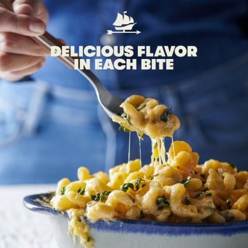 Tillamook Farmstyle Thick Cut Italian Blend Shredded Cheese Perspective: left