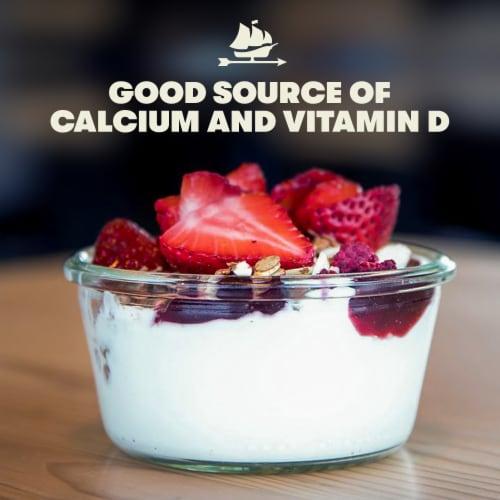 Tillamook Good & Creamy French Vanilla Lowfat Yogurt Perspective: left
