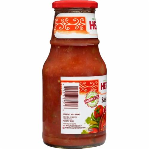 Herdez Hot Salsa Casera Perspective: left