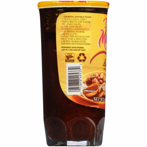 Dona Maria Adobo Mexican Sauce Perspective: left