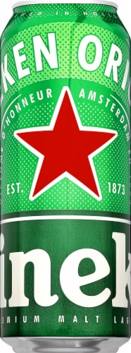 Heineken Lager Beer Perspective: left