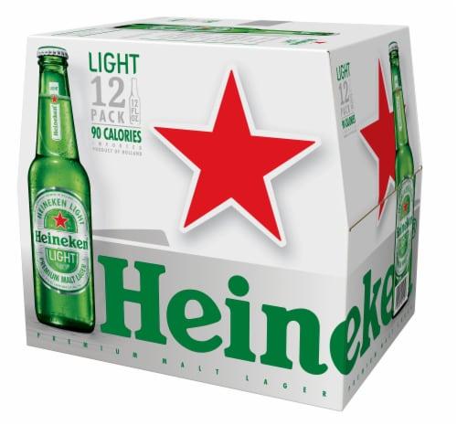 Heineken Light Premium Lager Perspective: left
