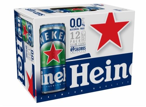 Heineken Non-Alcoholic Beer Perspective: left