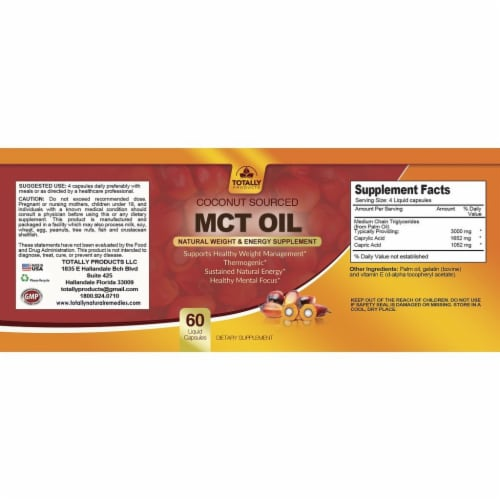 Skinny Sleep and MCT Oil Combo Pack Perspective: left