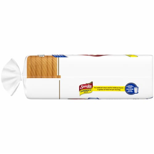Sara Lee Classic White Sandwich Bread Perspective: left