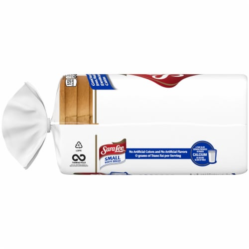 Sara Lee Small White Bread Perspective: left