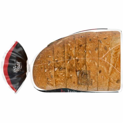 The Rustik Oven Hearty Grains & Seeds Bread Perspective: left