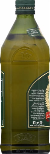 Star Extra Virgin Olive Oil Perspective: left