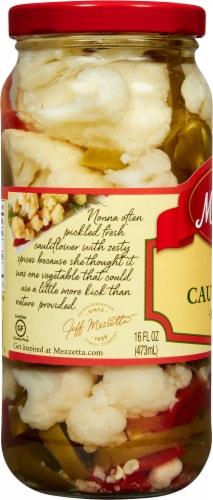 Mezzetta Hot Cauliflower Perspective: left