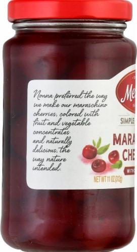 Mezzetta Maraschino Cherries without Stems Perspective: left