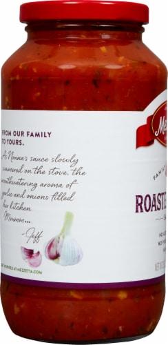 Mezzetta Roasted Garlic Pasta Sauce Perspective: left
