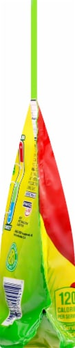 Airheads Xtremes Bites Rainbow Berry Candy Perspective: left