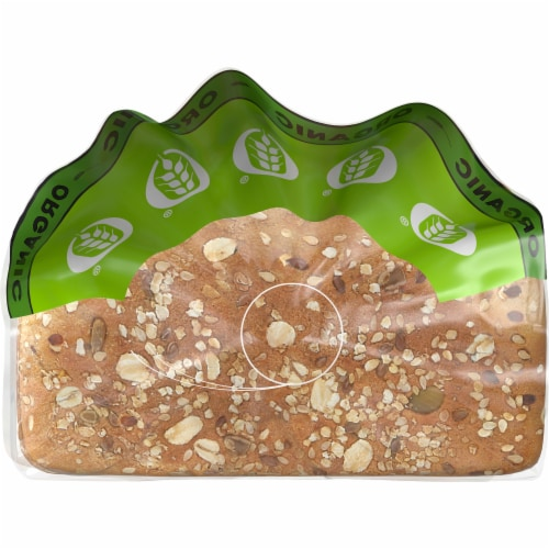 Brownberry Organic 22 Grains and Seeds Bread Perspective: left