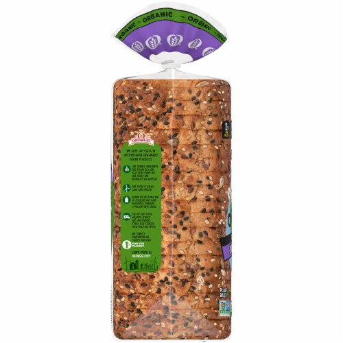Oroweat Organic Sweet Baby Grains Thin Sliced Bread Perspective: left