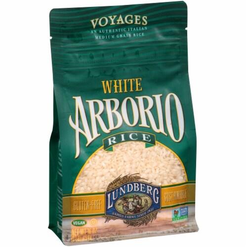 Lundberg White Gluten Free Arborio Rice Perspective: left