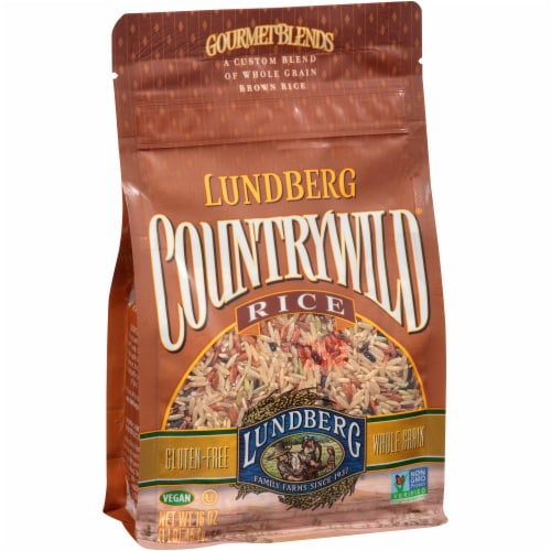 Lundberg Countrywild Gourmet Blends Whole Grain Rice Perspective: left