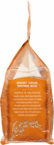 Lundberg Short Grain Brown Rice Perspective: left