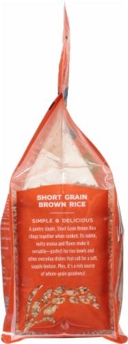 Lundberg Organic Short Grain Brown Rice Perspective: left