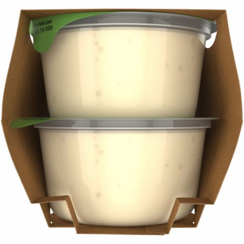 Kozy Shack Simply Well Tapioca Pudding Perspective: left