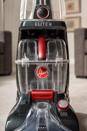 Hoover® Power Scrub Elite Pet Carpet Cleaner Perspective: left