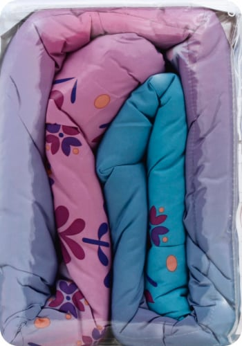 Frozen 2 Microfiber Reversible Comforter Perspective: left