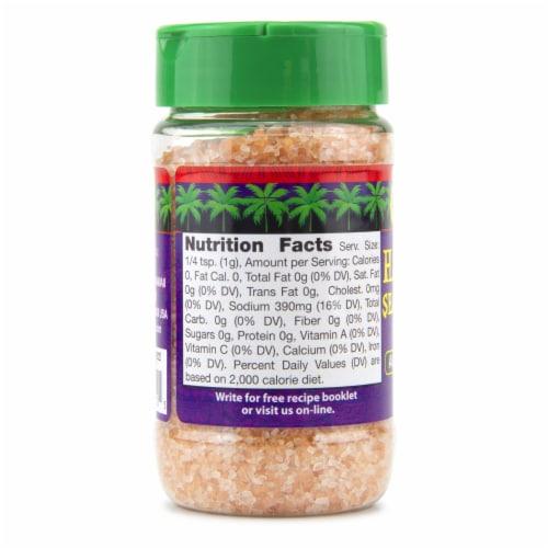 NOH of Hawaii Alae'a and Rock Salt Original Hawaiian Seasoning Salt Perspective: left