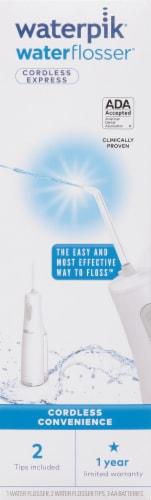 Waterpik® Cordless Express Water Flosser Perspective: left