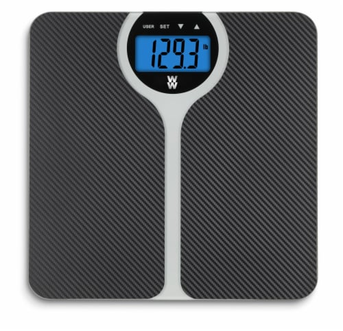 Weight Watchers Digital BMI Precision Scale Perspective: left