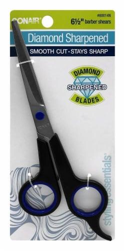 Conair Diamond Sharpened Barber Shears Perspective: left