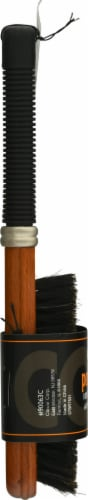 Conair Performers Boar Bristle Styling Brush Perspective: left