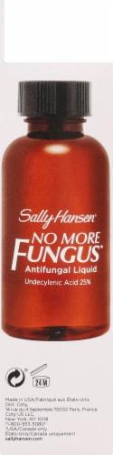 Sally Hansen No More Fungus Antifungul Liquid Perspective: left