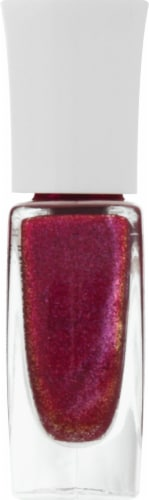 Sally Hansen Mega Strength Sorry Not Sorry Nail Color Perspective: left