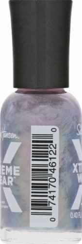 Sally Hansen Xtreme Wear 546 Iris Illusion Nail Color Perspective: left
