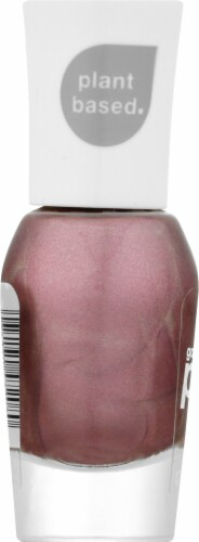 Sally Hansen Good Kind Pure 331 Frosted Amethyst Nail Color Perspective: left