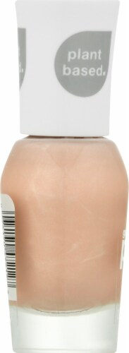 Sally Hansen Good Kind Pure Honey Harmony Nail Color Perspective: left