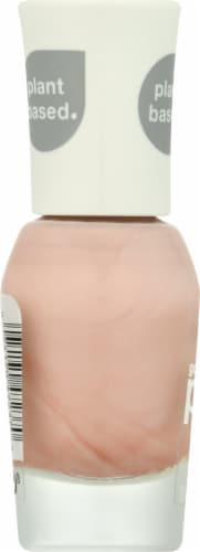 Sally Hansen Good Kind Pure 225 Red Rock Canyon Vegan Nail Color Perspective: left