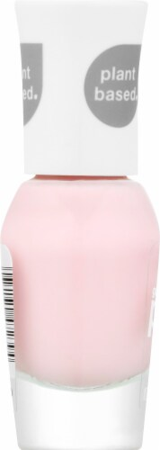 Sally Hansen Good Kind Pure 003 Pink Moon Vegan Nail Color Perspective: left