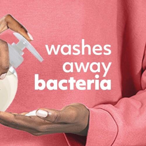 Softsoap Milk & Golden Honey Liquid Hand Soap Perspective: left
