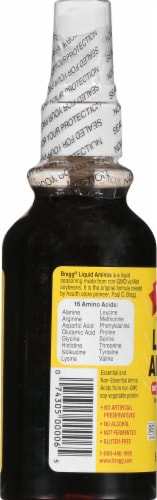 Bragg Liquid Aminos Seasoning Spray Perspective: left